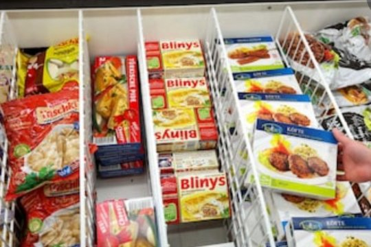 China minta importir makanan beku hindari negara wabah COVID-19 parah