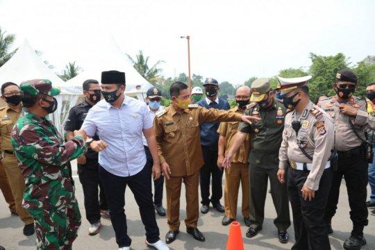 Saat PSBB, Wali Kota Serang-Banten minta warga tak ke luar daerah