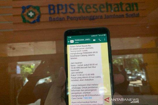 BPJS Kesehatan Ende minimalkan pelayanan tatap muka dengan PANDAWA