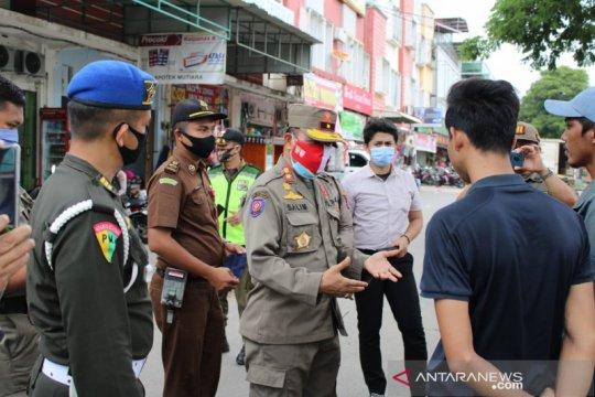 33 warga Batam terjaring razia protokol kesehatan