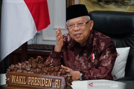 "Wapres dorong santri tingkatkan ""second track diplomacy"""