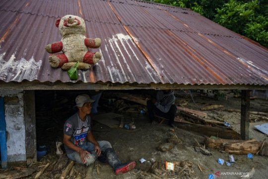 Banjir bandang di Kabupaten Sigi