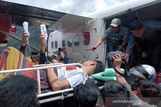 Korban penembakan KKB di Papua
