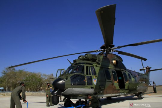 TNI AU gelar Operasi Perbatasan Tahun 2020