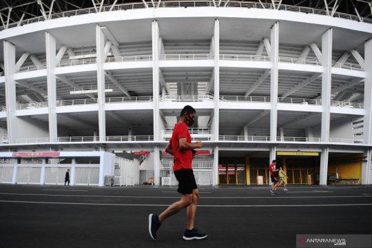PSBB Jakarta, seluruh fasilitas olahraga di GBK ditutup sementara