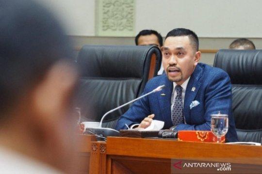 Sahroni: Hormati temuan penegak hukum kasus kebakaran Gedung Kejaksaan