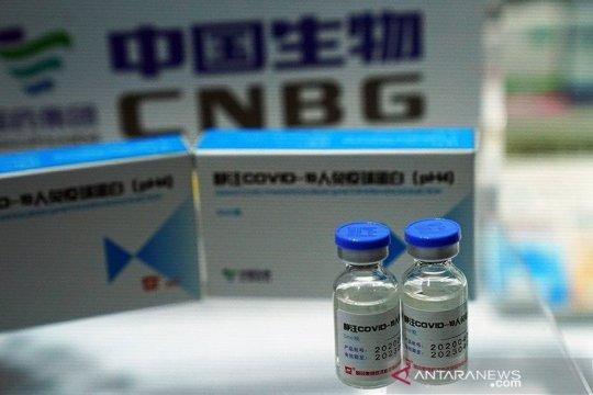 China ingin vaksin produksinya dinilai WHO untuk penggunaan global