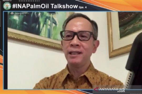 "Wamenlu sebut label ""bebas kelapa sawit"" dapat rugikan Indonesia"
