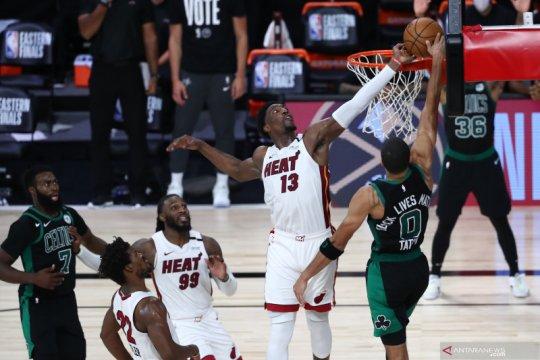 Heat menangi gim satu final Wilayah Timur NBA melalui over time