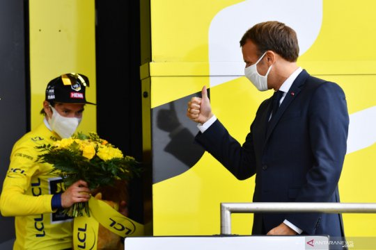Klasemen sementara Tour de France setelah etape ke-17