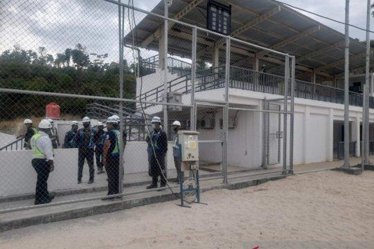 Papua daftarkan venue bola voli PON 2021 masuk rekor MURI