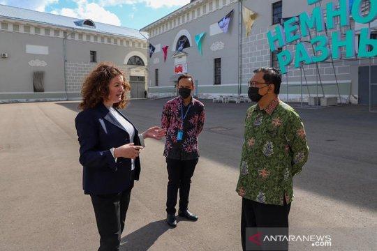 KBRI Moskow berencana jalin kerjasama dengan Museum Moskow