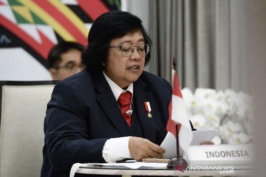 Menteri LHK jelaskan pembaruan tata kelola lingkungan-kehutanan di G20