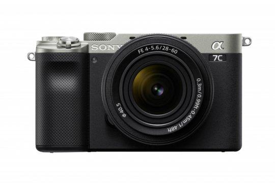 """Sony umumkan Alpha 7C, kamera dengan sistem """"full-frame"""" terkecil"""