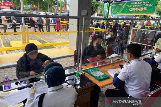 Pekerja informal bayar Rp34.000 untuk kepesertaan BPJAMSOSTEK 6 bulan