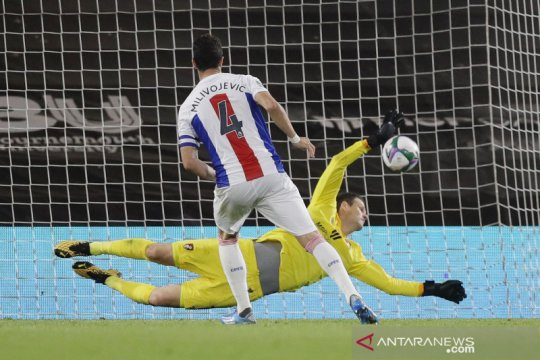 Piala Carabao: Bournemouth kalahkan Crystal Palace lewat adu penalti