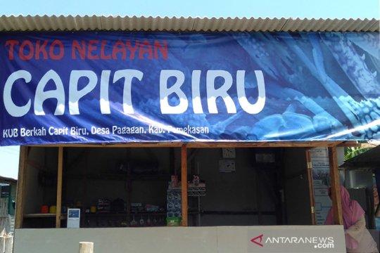 """""""Capit Biru"""", ikhtiar membantu nelayan rajungan di tengah pandemi"""
