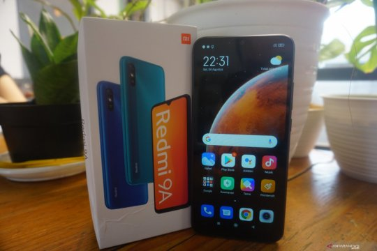 "Review Xiaomi Redmi 9A, paket lengkap ponsel ""entry level"""