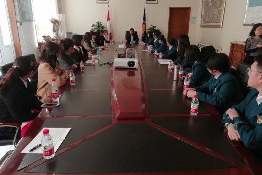 KBRI Beijing tunda keberangkatan penerima Dharmasiswa