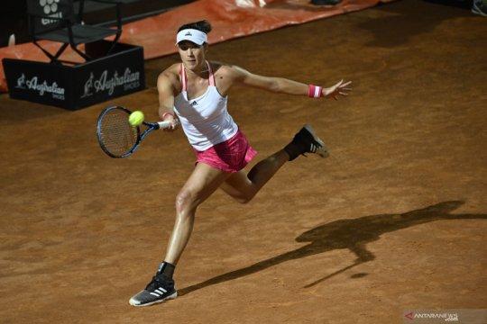 Tenis Italia Terbuka 2020: Garbine Muguruza kalahkan Sloane Stephens