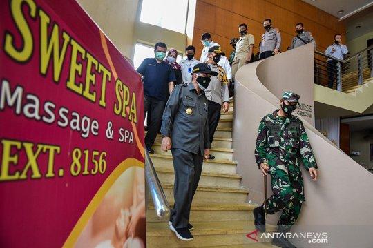 Riau biayai sewa hotel untuk perawatan pasien COVID-19