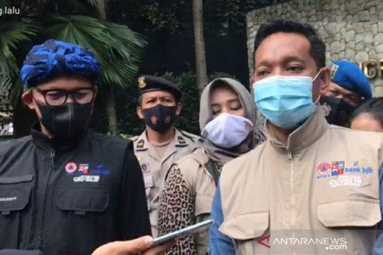 Wali Kota Bogor pimpin operasi disiplin protokol kesehatan