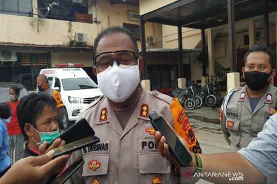 Polisi: Diduga mabuk, Wabup Yalimo tabrak Polwan hingga tewas