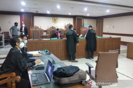 JPU: Taufik Agustono didakwa suap eks anggota DPR terkait sewa kapal