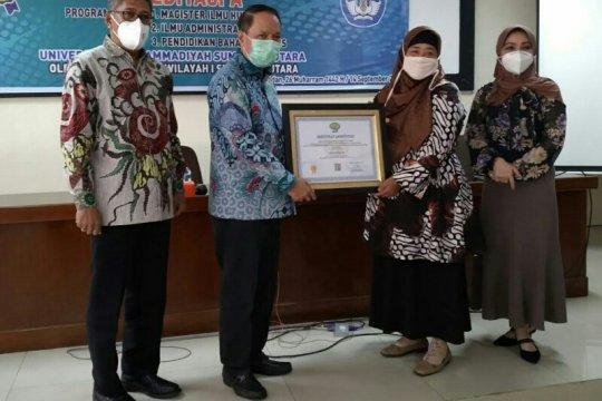 Prodi IAP FISIP UMSU raih Akreditasi A