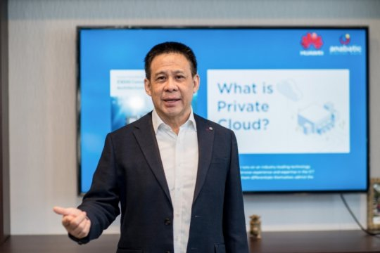 "Anabatic-Huawei sediakan ""private cloud"" ekonomis bagi perbankan"
