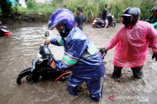 DPUPR Kabupaten Bogor anggarkan Rp4 miliar perbaiki Jalan Bojonggede