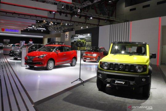 Penjualan mobil di Indonesia naik 47,43 persen pada Agustus