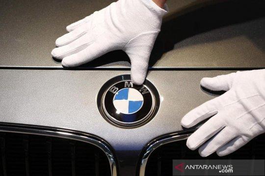 BMW harus bayar denda 18 juta dolar AS akibat informasi palsu