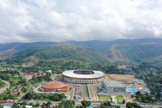 PP sebut pembangunan Istora Papua sudah capai 98 persen