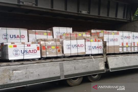 AS sumbang 83 ventilator untuk Jawa Tengah