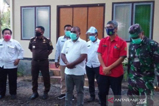 Tujuh personel TNI-AD di Flores Timur positif COVID-19