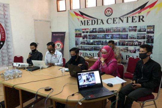 KPID Sumbar minta media penyiaran adil dan proporsional dalam Pilkada