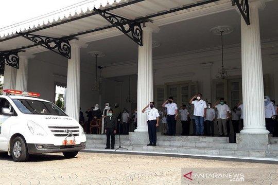 Sepekan, PSBB hingga Sekda DKI Jakarta meninggal dunia
