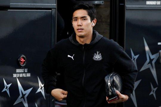 Newcastle pinjamkan Yoshinori Muto kepada Eibar selama satu musim
