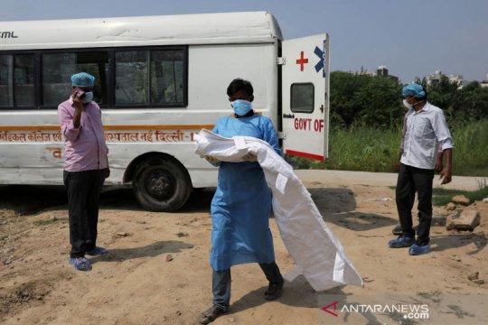 Reuters perkirakan kasus virus corona global segera lewati 30 juta