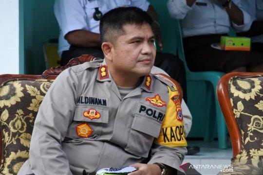Kapolres Kupang positif COVID-19, diduga kontak erat Menteri KP