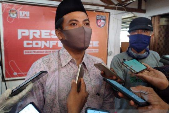 KPU Kota Depok tetapkan DPS Pilkada 1.230.341 pemilih