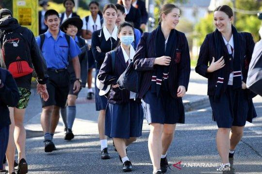 Australia menuju jumlah kasus terendah dalam tiga bulan