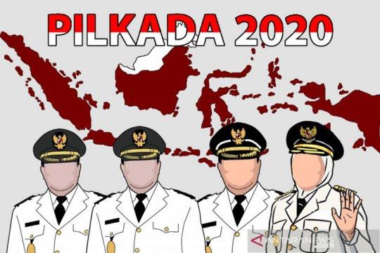 Ini proses penindakan pelanggar protokol COVID-19 di Pilkada 2020