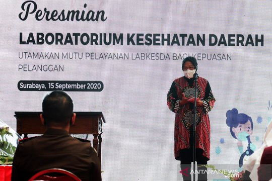 DPRD apresiasi kinerja Risma tuntaskan laboratorium swab gratis