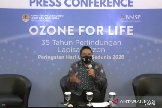 Hari Ozon Sedunia, KLHK ingatkan pentingnya ozon untuk manusia