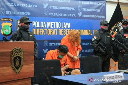 Polisi: Pelaku mutilasi sewa rumah untuk kubur jasad korban