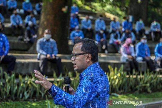 Dievaluasi, penentuan status kelurahan dan RW zona merah di Kota Bogor