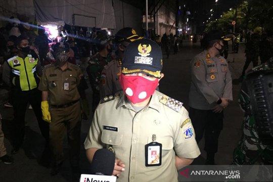 Mulai besok, Kantor Wali Kota Jakarta Barat ditutup