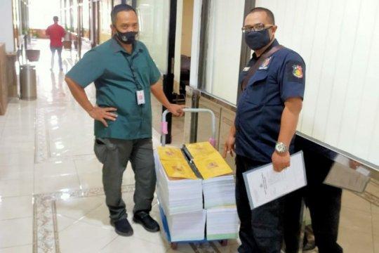 Berkas perkara pemalsuan surat Djoko Tjandra kembali diserahkan ke JPU